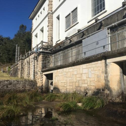 Suministro de equipos ALNUS-BSP para la central hidroeléctrica de San Cristóbal