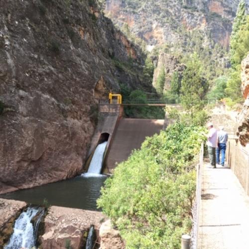 Suministro de un equipo ALNUS-BSP para la central hidroeléctrica de Híjar en el río Mundo (Albacete, España)